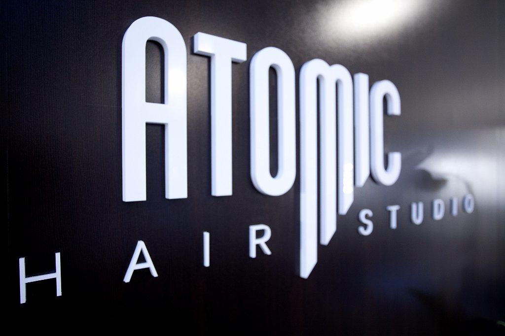 Atomic Brand Identity