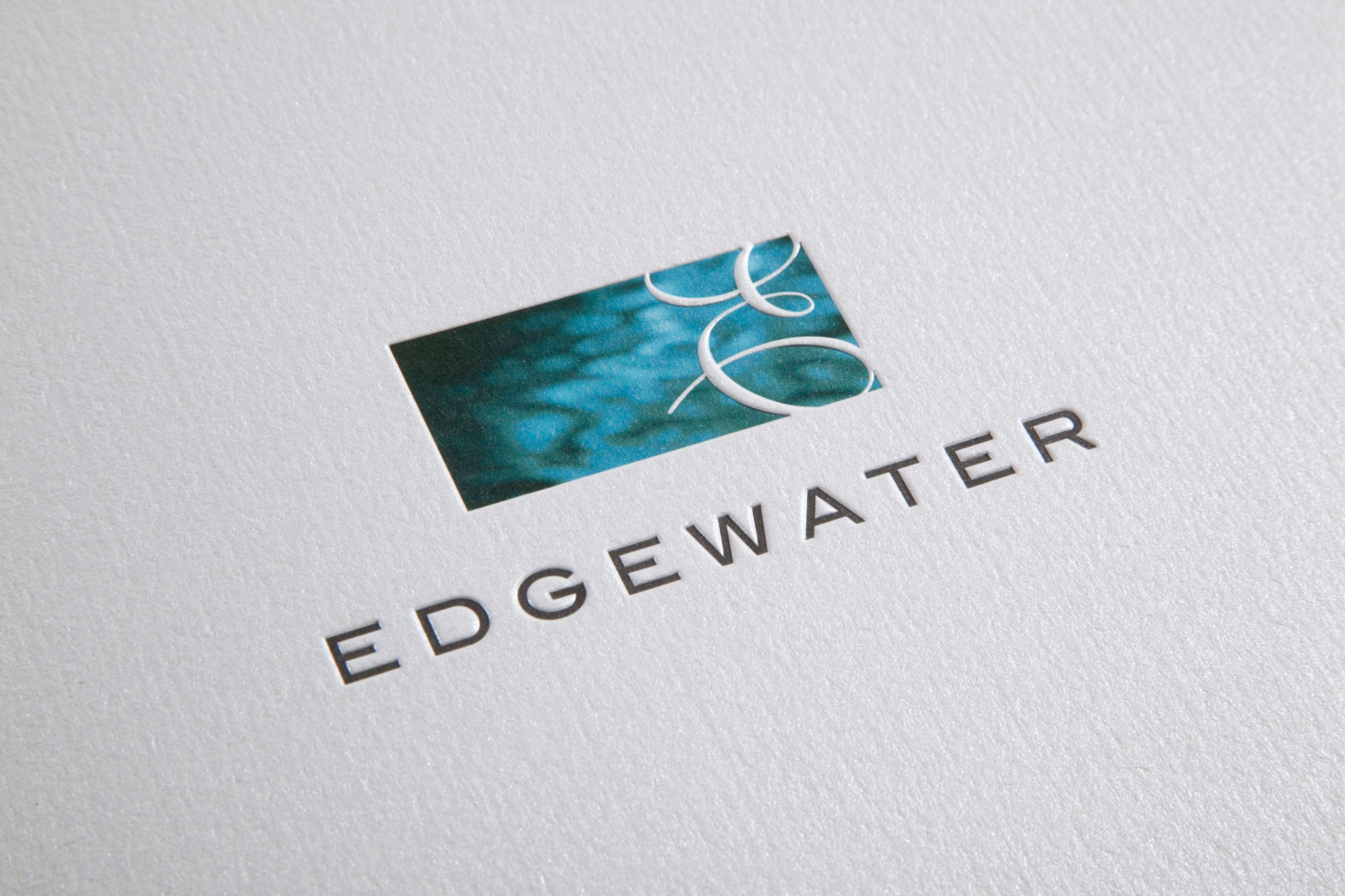 Edgewater Brand Identity