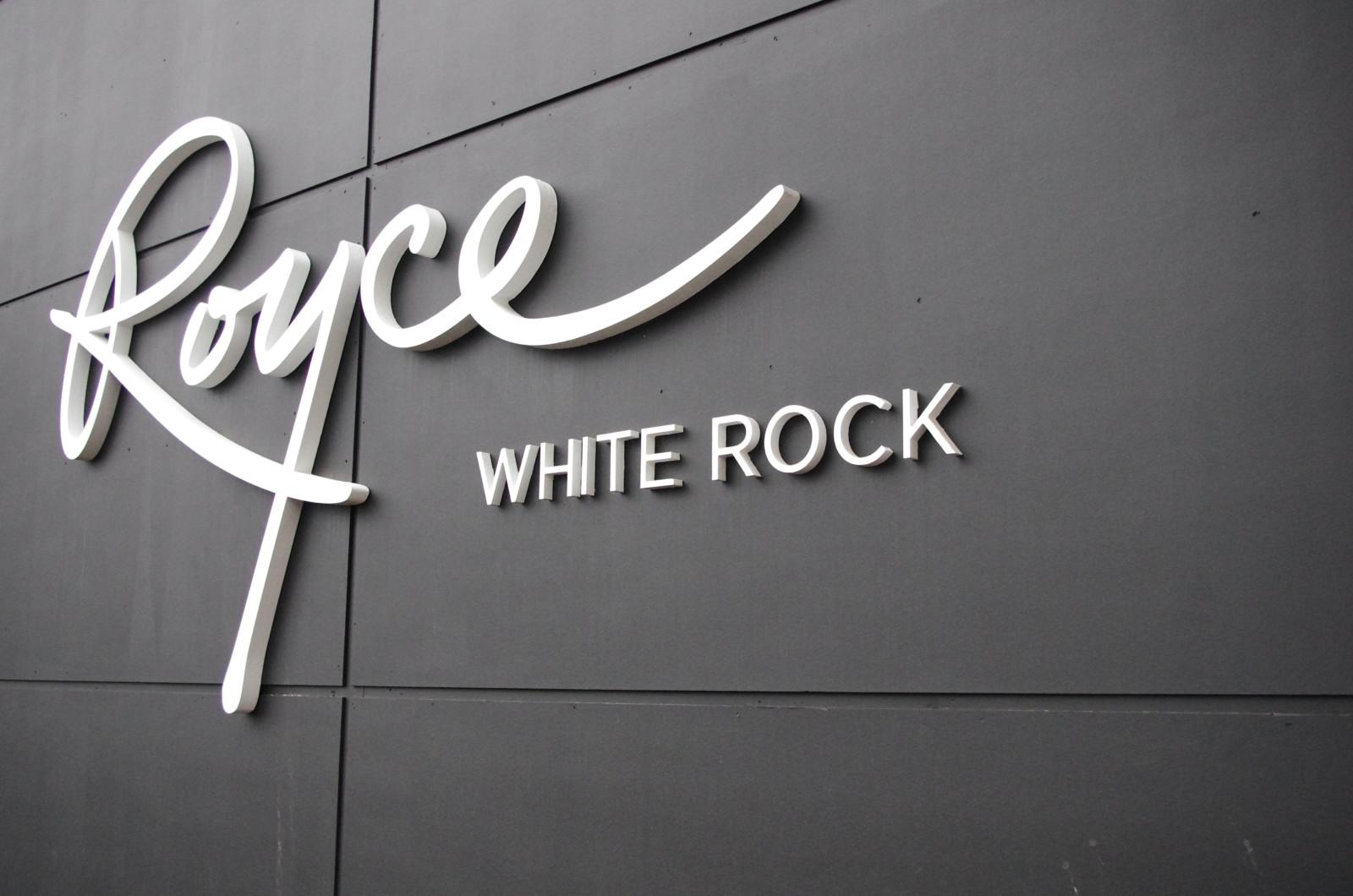 Royce Identity
