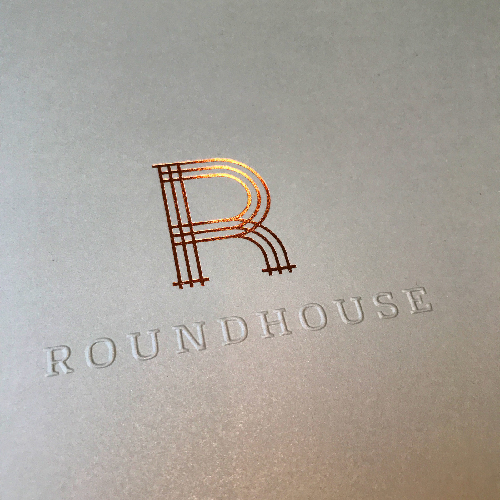 Roundhouse Brochure Cover